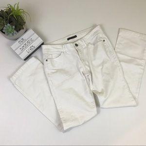 Apostrophe | White Skinny Jeans